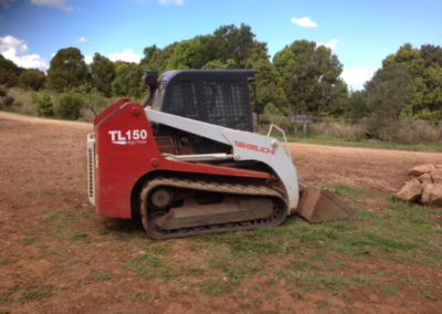 Cape Byron Excavations Machinery - Bulldozer Mini